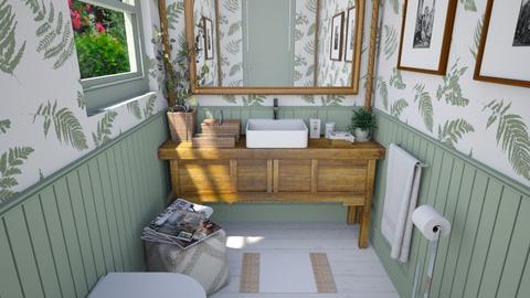 toilet - by rasty