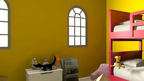 her bedroom - Eclectic - Kids room  - by bepopular
