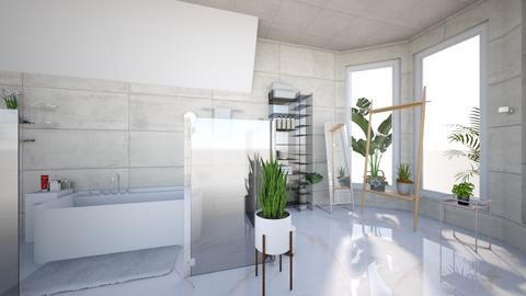 Nature - Bathroom  - by O C E A N