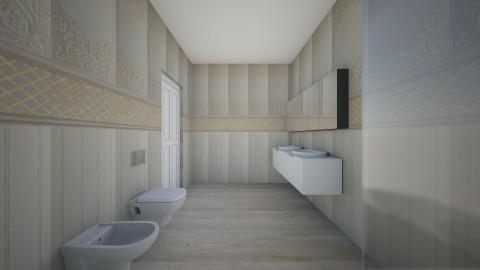 hamad master bathroom - Bathroom  - by maureen smith