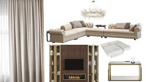 LIVING ROOM - by isalmak
