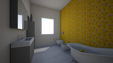 bagno - Bathroom - by sereale