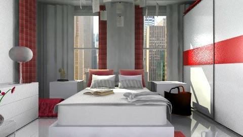 00149 - Modern - Bedroom  - by bisertanya