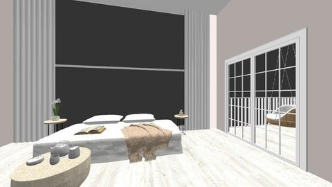Beach Bedroom - Bedroom  - by marissamarchese