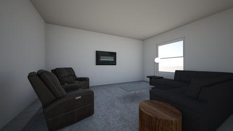 Bad Bear Nation - Living room  - by KFran