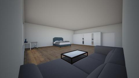 bedroom - Modern - Bedroom  - by Dashalfar