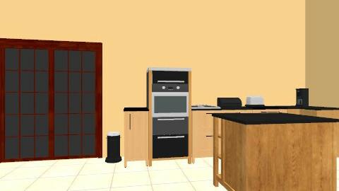 DH Kitchen - Vintage - Kitchen  - by Nashers