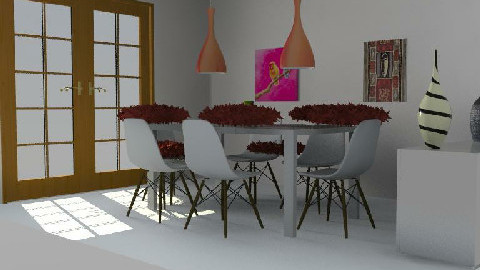 Dining1.10 - Dining Room  - by fatbob