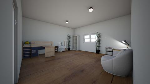 mi recamara - Bedroom  - by ataulfa100