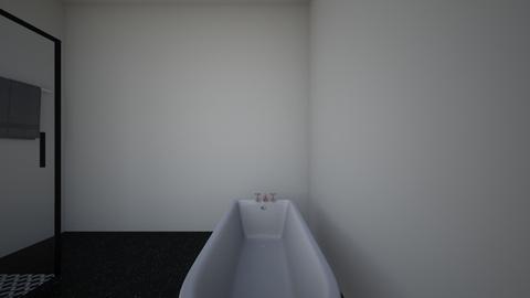 Master bathroom  - Bathroom - by daraogunlowo