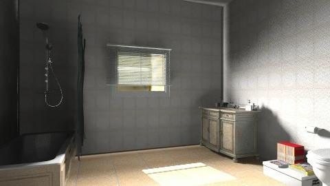 bathroom - Classic - Bathroom - by lilach26