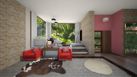 house big - Modern - Living room - by Joseph Espinoza