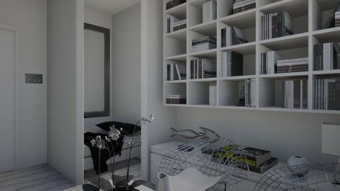 NakagiCapsuleRoom002 - Modern - Living room  - by Ivana J