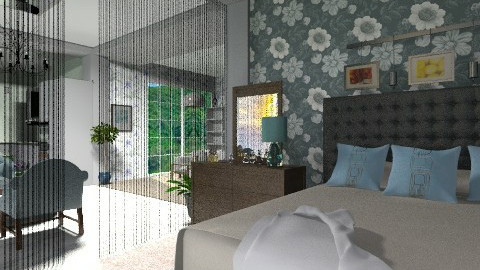 1334 - Classic - Bedroom  - by milyca8