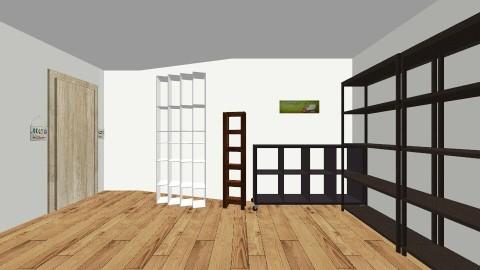 store - Rustic - Office  - by little bear 1