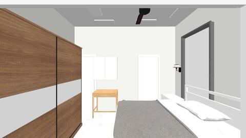MB new final view 5 bal - Bedroom  - by Mahesdh