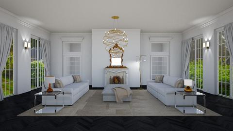 Ben Affleck - Classic - Living room  - by Elenny