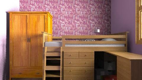 Small girls bedroom - Kids room  - by i_love_ducks
