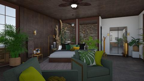 Ada Bart - Rustic - Bedroom - by AdaBart