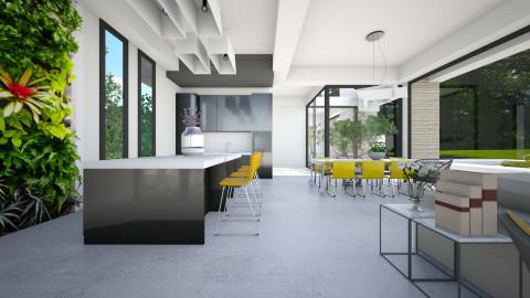 Luxury house Kitchen - Modern - by ovchicha