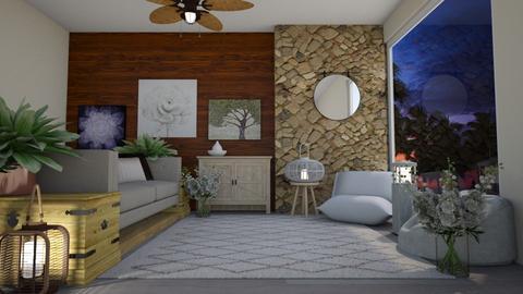 wishes - Living room  - by pbandjamii