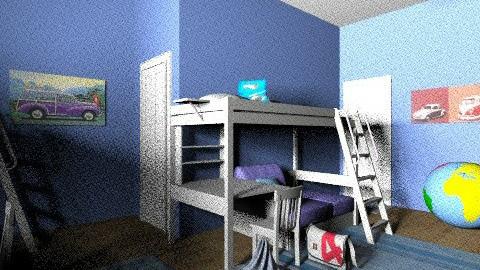 Boyz Only - Bedroom - by sumz78