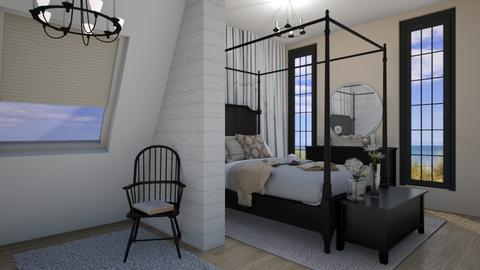 Coastal Chic Bedroom - Bedroom - by helsewhi