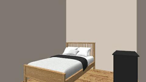 Haggin Dorm - Bedroom - by cbh327