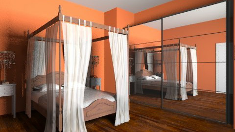 Master bedroom - Bedroom - by GEORGIA288