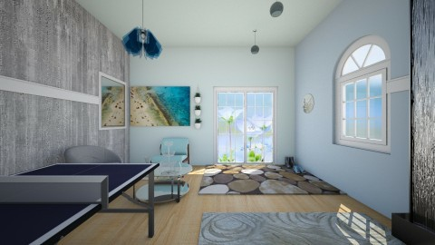 First room in like 4ever - Living room - by India Arwyn