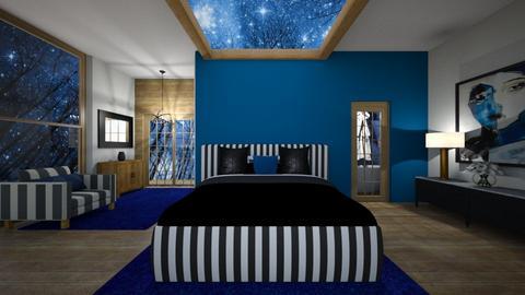 stars - Bedroom  - by rasty