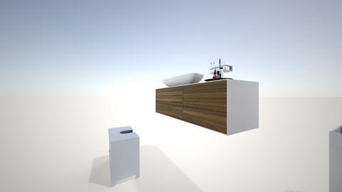 Bathroom P1 - Bathroom  - by jordiCabeza