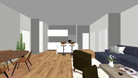 Carter B2 - Living room - by izzyjade1998