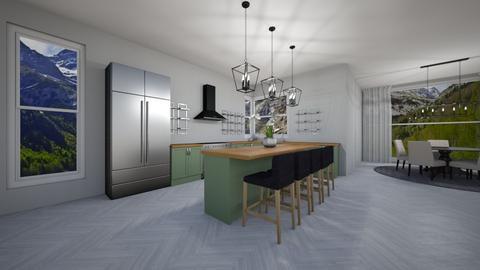 Experimental - Global - Kitchen - by Mari_Torrez01