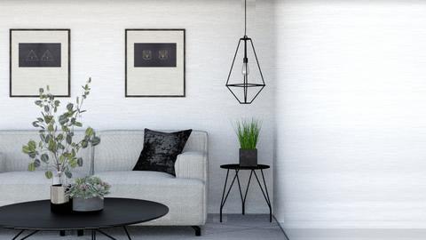 Modern Living Room - Modern - Living room  - by Beige Cloud