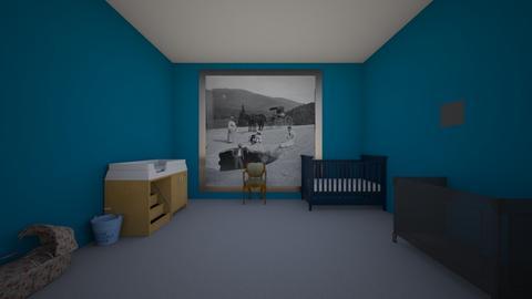 nursery - Kids room  - by mstone24