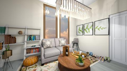 Living room - Living room  - by kiwimelon711