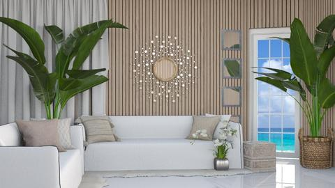 Beachy_For Noa Jones - Living room  - by KittyT6