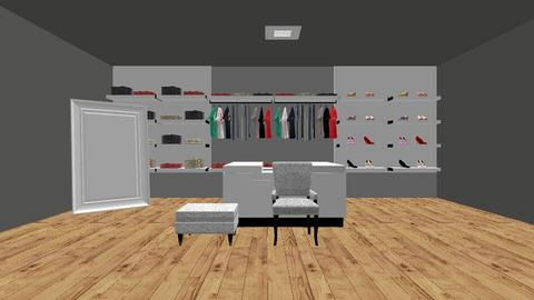 closet - Modern - by lisajohnson616