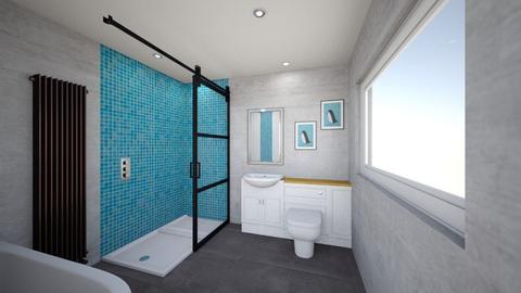 Craig Ensuite v2 - Bathroom - by PaulineA