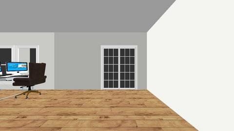 Riki Room - Office - by rikirikiriki