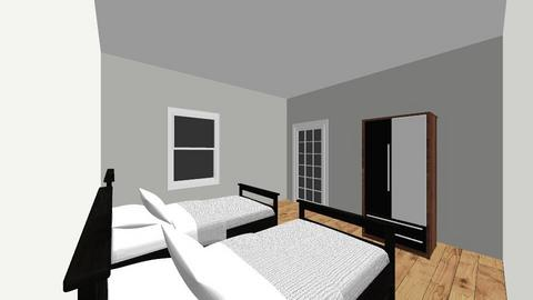 Marlena - Bedroom - by ona2007
