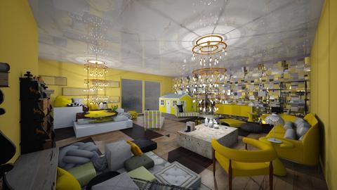 Theatre  - Living room  - by Rea rea