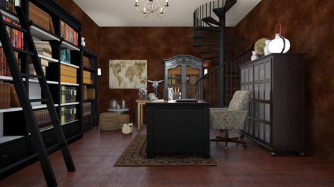 office - by steker2344