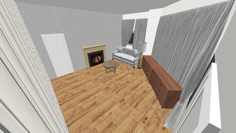 DanDee - Living room  - by amano_higatsu