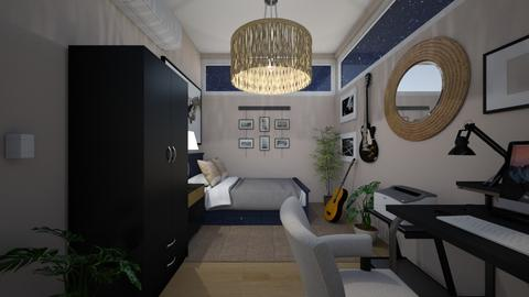 Bedroom ARVT3 3 - Modern - Bedroom  - by alilabs
