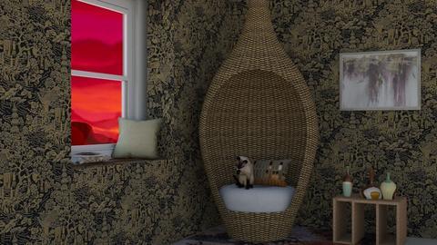 Genie Living - Living room  - by Nantha