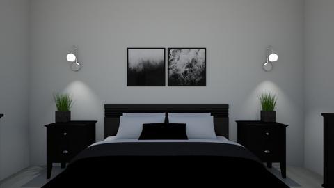 Modern Master Bedroom - Bedroom  - by jackied17