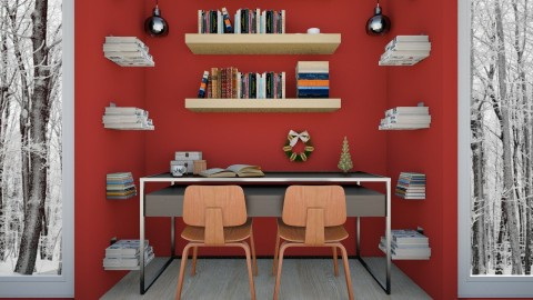 M I N X M A S 3 - Office - by hellokiwe