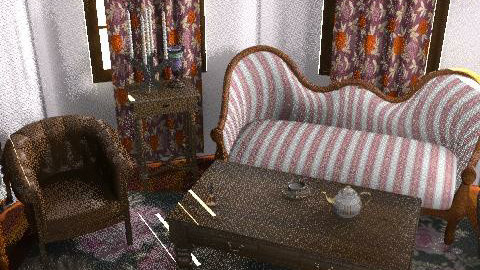 victorian - Rustic - Living room  - by mogly